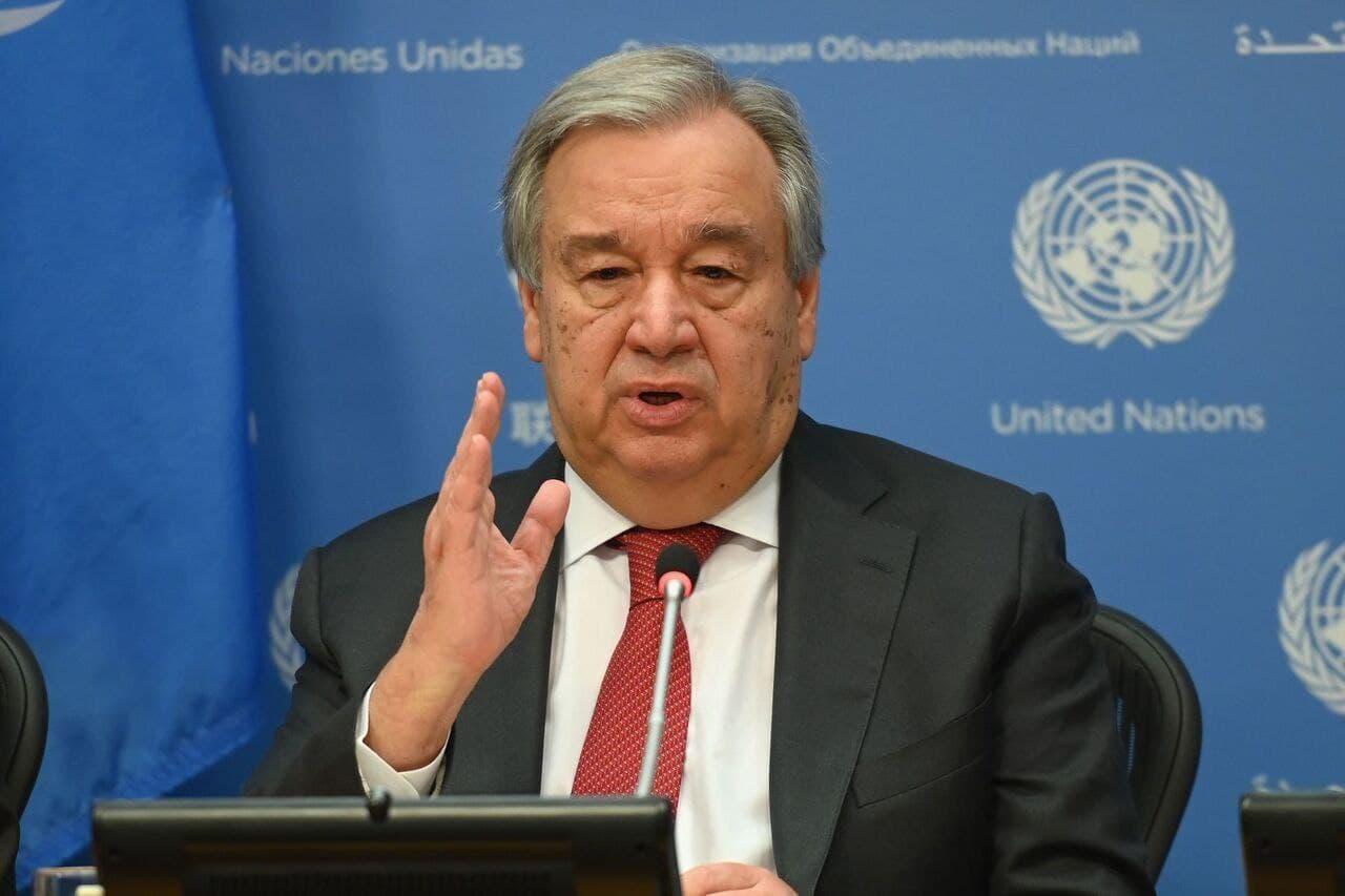 گوترش: آمریکا تمامی تحریمهای ایران را لغو کند