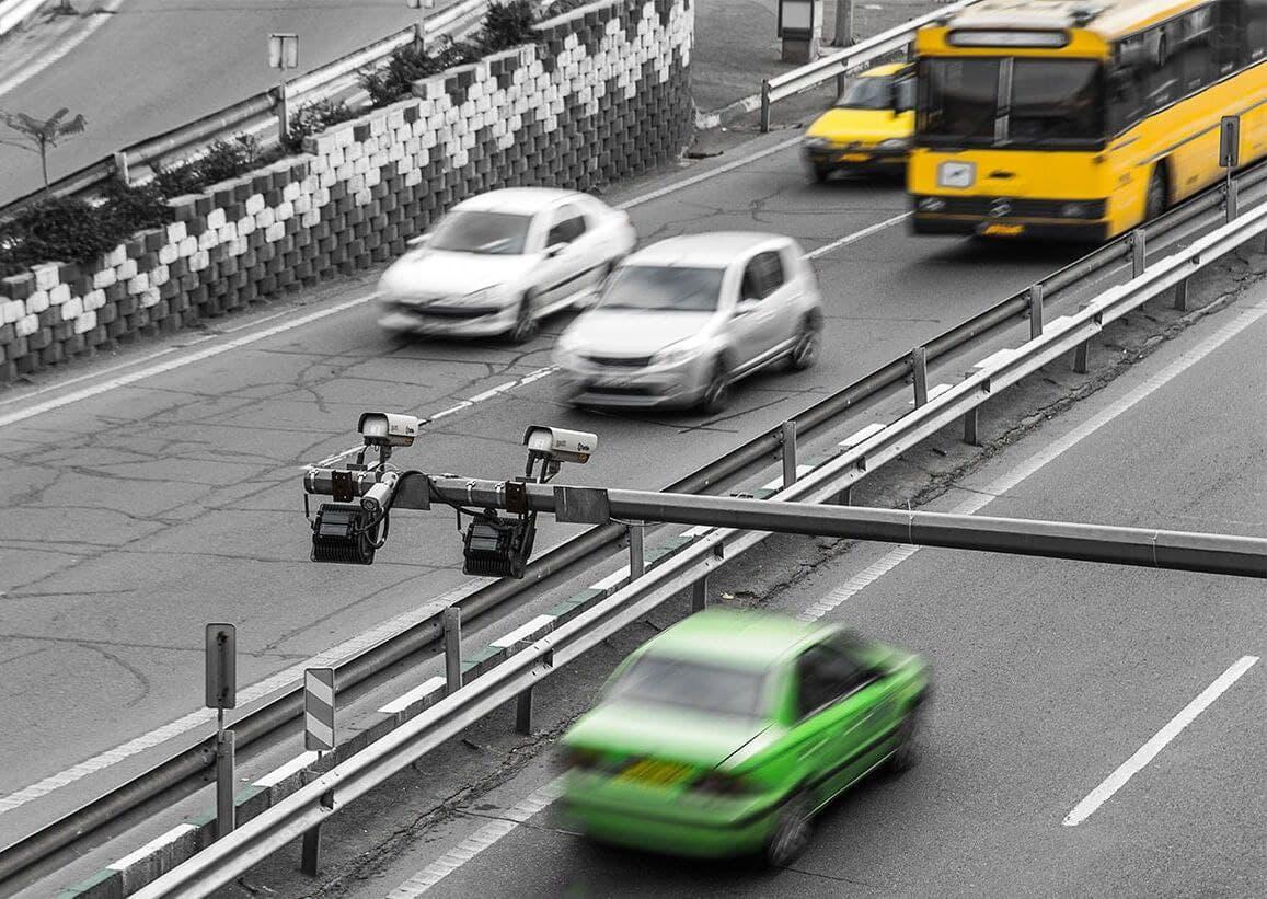 خودروهای فاقد معاینه فنی توسط دوربینهای برونشهری جریمه میشوند