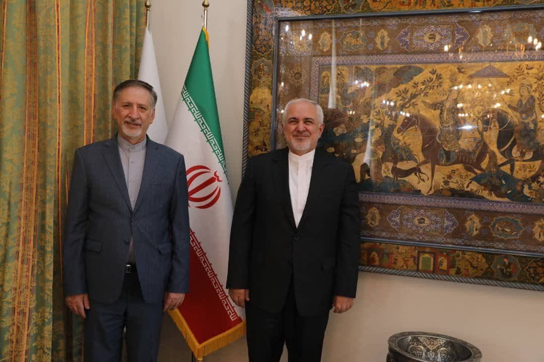انتصاب محسن بهاروند به عنوان سفیر جدید ایران در انگلیس