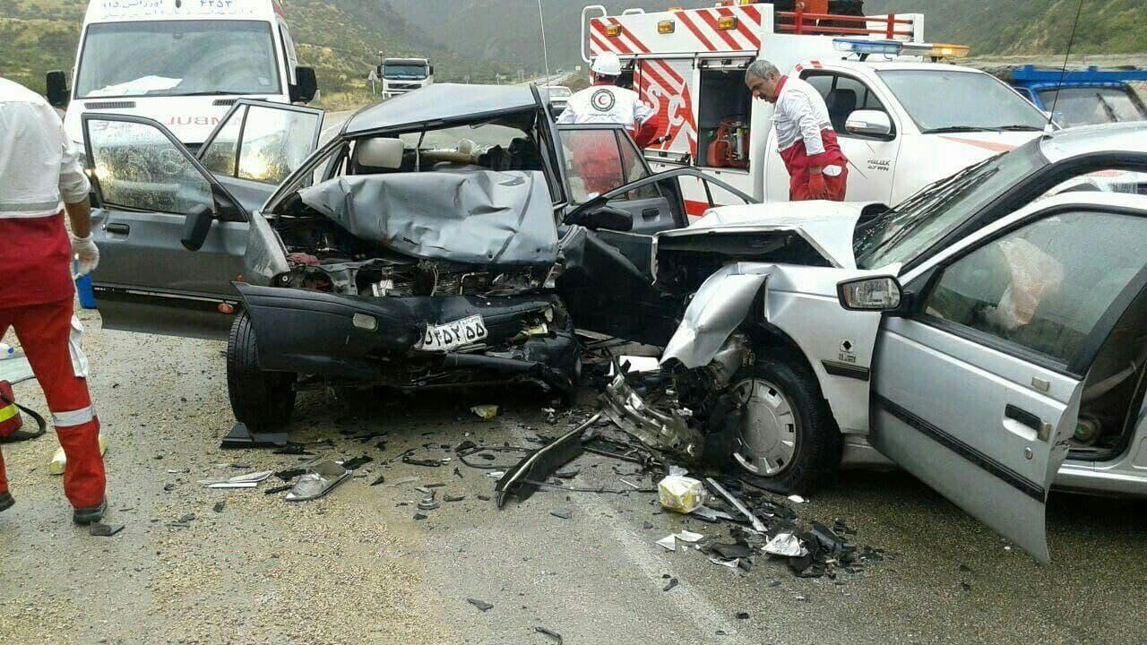 ۲۵۹۶ کشته در حوادث جادهای طی دو ماه نخست ۱۴۰۰