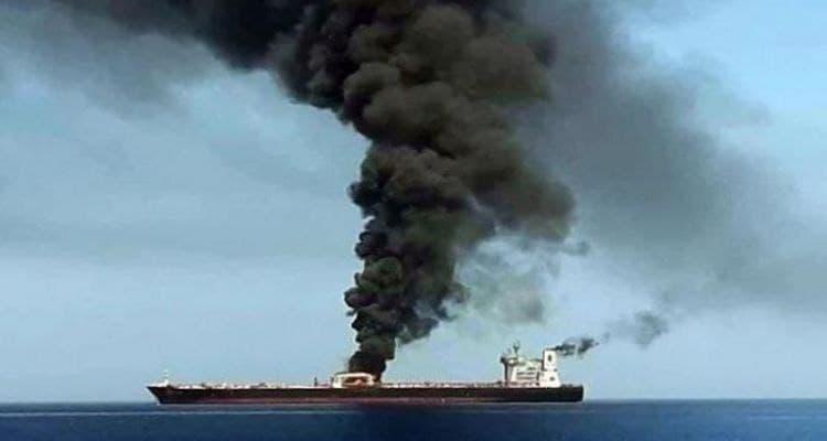 ادعای منابع اسرائیلی: ایران مسئول حمله به کشتی باری اسرائیل در اقیانوس هند است