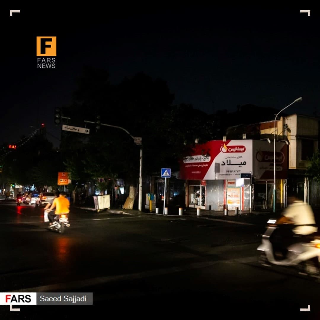 اگر بیبرقی باعث تصادف شود، شرکت برق هم مقصر شناخته میشود