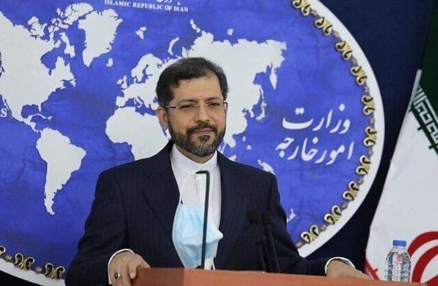 واکنش ایران به بیانیه وزاری خارجه کشورهای انگلیس، فرانسه و آلمان درباره ادعای نگرانی نسبت به تولید سوخت سیلیساید در ایران؛