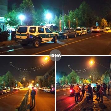 جزئیات و صفر تا صد حادثه در پارک ملت تهران