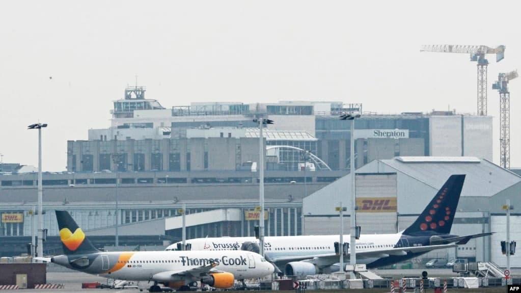 بازداشت یک زن ایرانی پس از کشف چمدان مشکوک در بخش مسافران اسرائيلی فرودگاه بروکسل