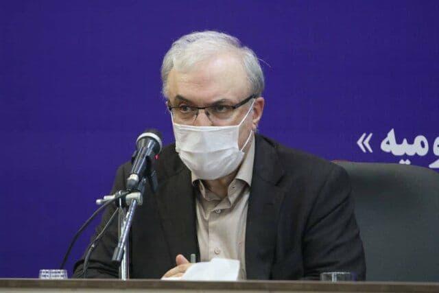 وزیر بهداشت: در هرمزگان گرفتار پیک جدیدی از کرونا هستیم