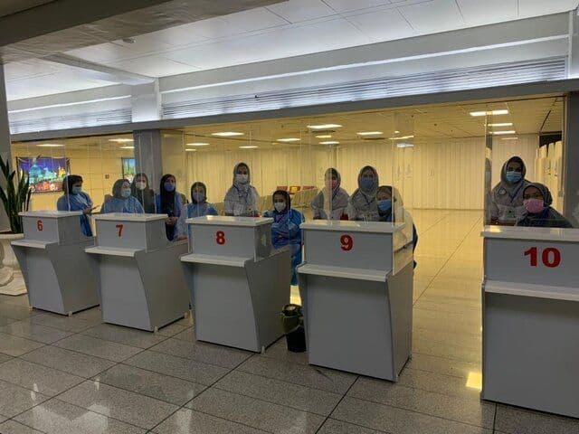 افزایش مسافران مشکوک به کرونا در ورودیهای کشور