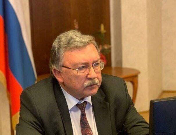 اولیانوف: مذاکرات وین پیش از پنجم اوت از سر گرفته نمیشود