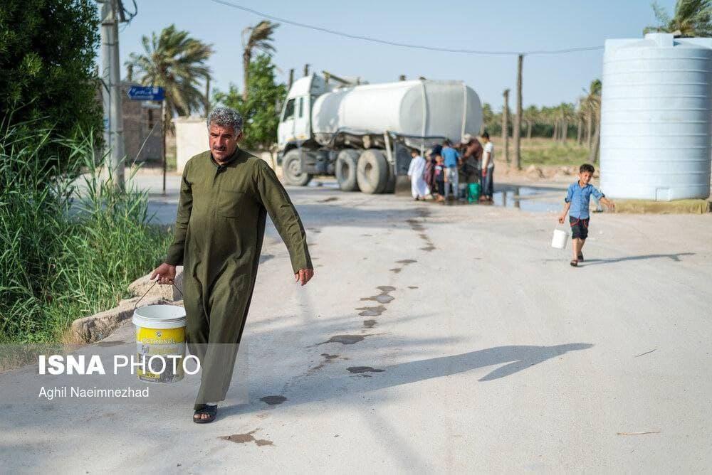 دستور رییس قوهی قضائیه برای پیگیری فوری حل مشکل آب در استان خوزستان