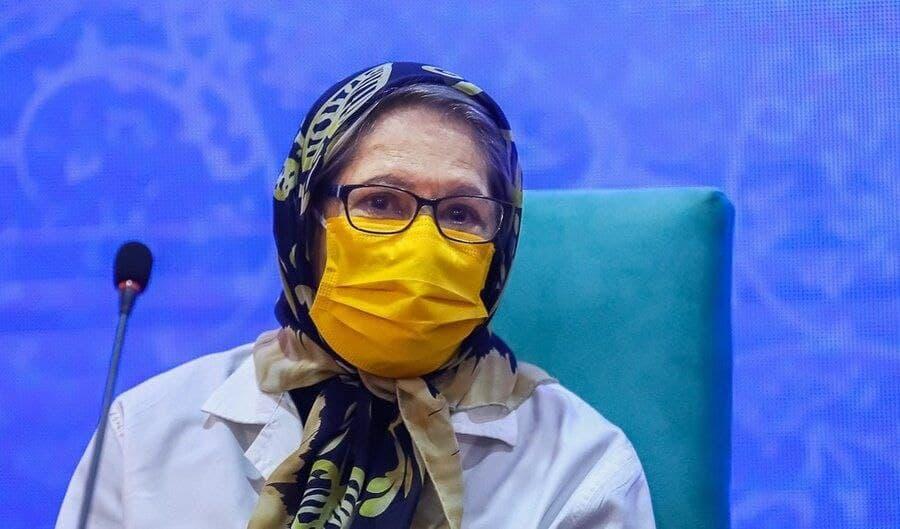 مینو محرز: بیمارستانهای تهران جا ندارد
