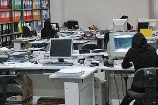 معاون استاندار: فعالیت ادارات تهران به صورت ٧٠ درصد دورکاری است