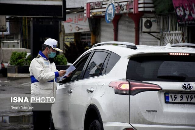 تداوم اعمال محدودیتهای کرونایی در مازندران