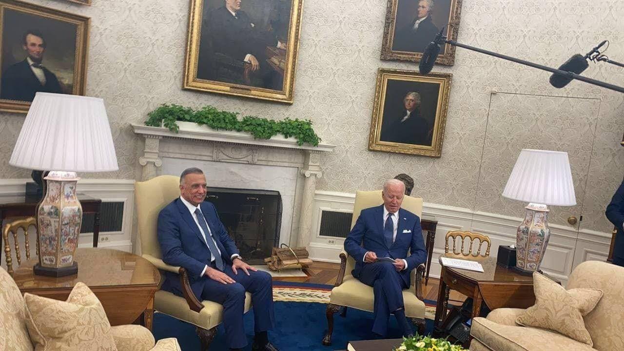 بایدن: واشنگتن ماموریت جنگی خود را بزودی در عراق به پایان خواهد رساند