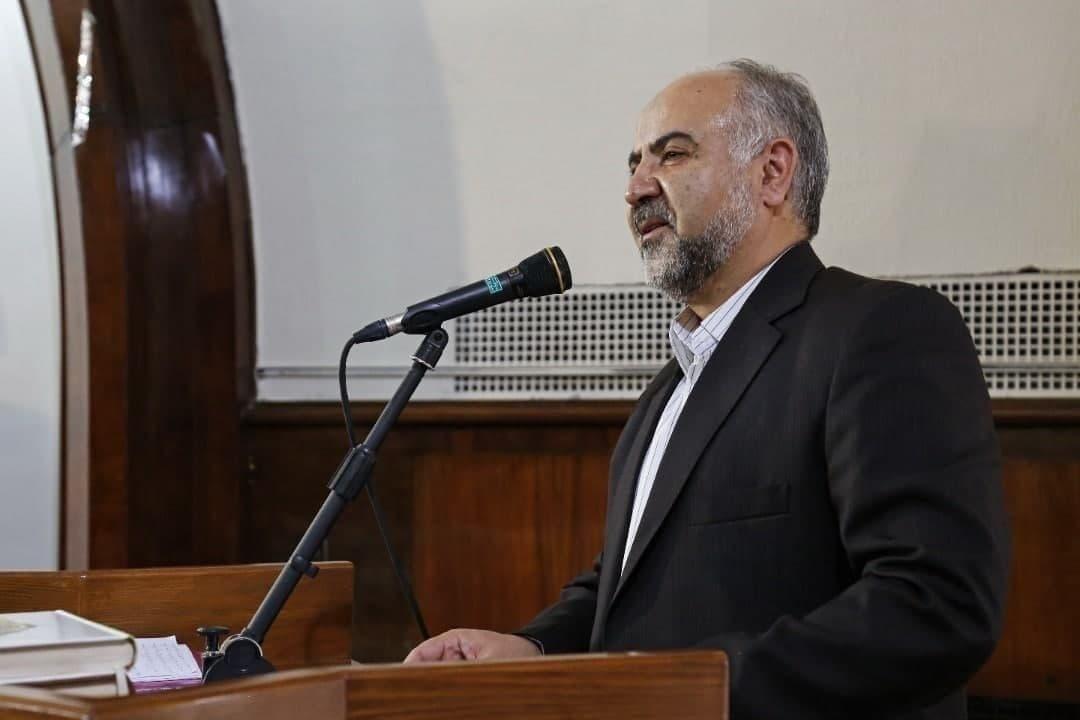 رئیس حوزه ریاست قوه قضائیه منصوب شد