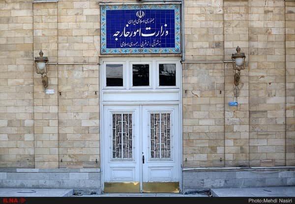 سفیر روسیه به وزارت امور خارجه فراخوانده شد