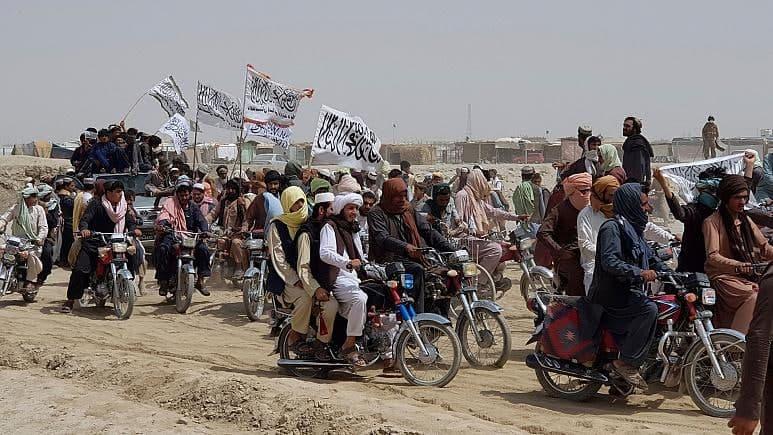 طالبان: برای جلوگیری از هرج و مرج وارد شهر کابل میشویم