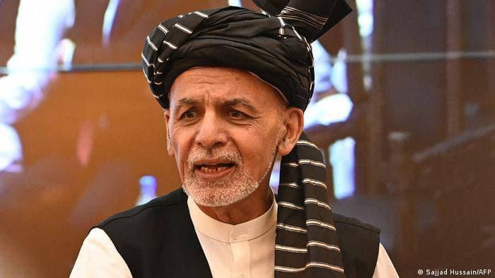 غنی: برای جلوگیری از خونریزی افغانستان را ترک کردم