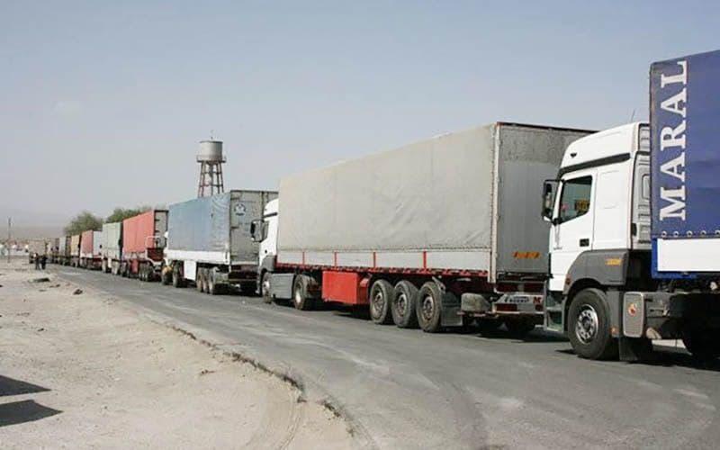 ۱۱۵ کامیون حامل سرم وارد کشور شد