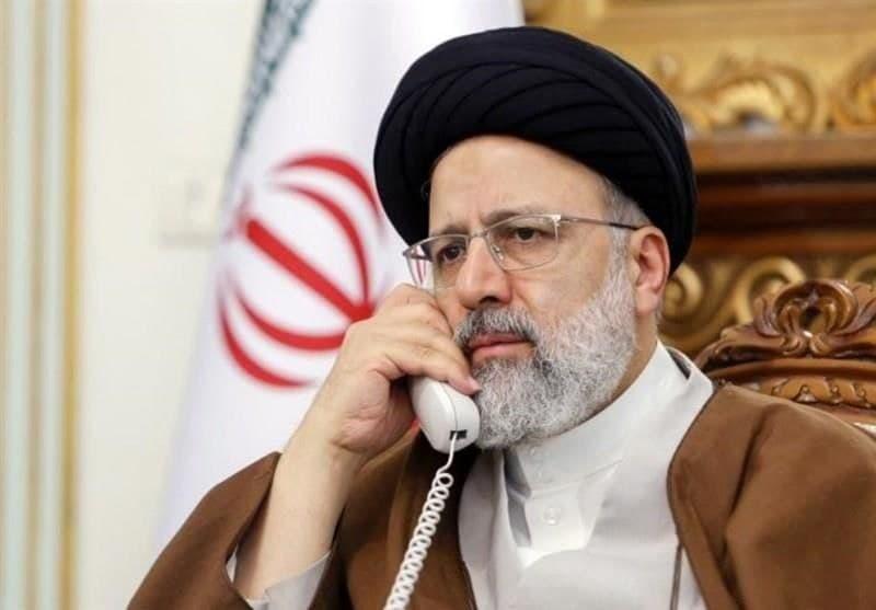 گفتگوی تلفنی رئیس جمهور کشورمان با همتای چینی خود