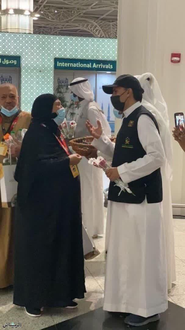 ورود اولین کاروان حجاج خارجی به عربستان بعد از دو سال