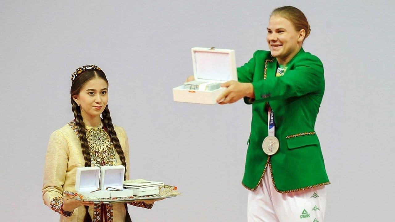 خودرو، آپارتمان و پول نقد پاداش نخستین مدال آور ترکمنستان در المپیک