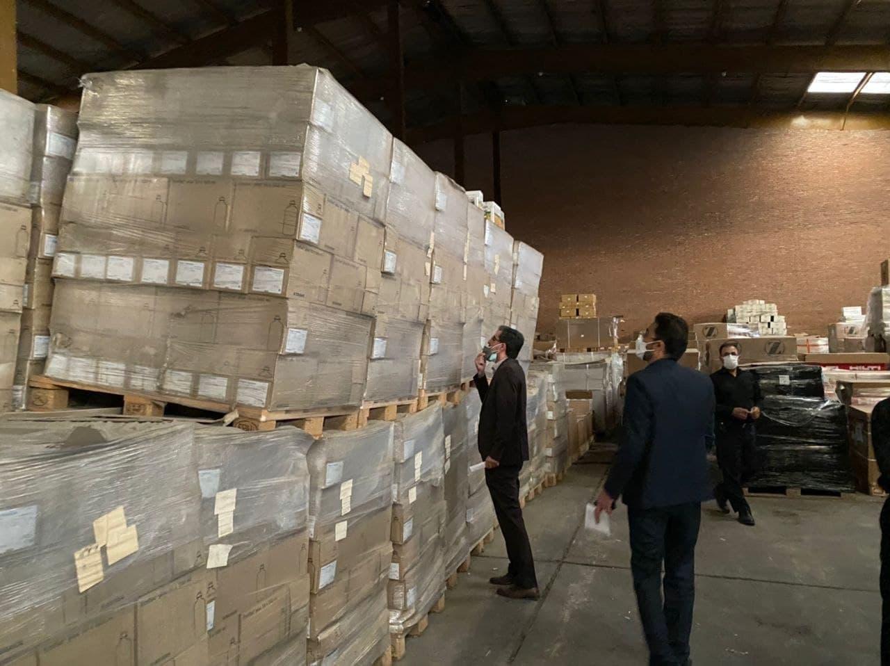 رسوب ۵۰۰ هزار عدد سرم در گمرک تهران