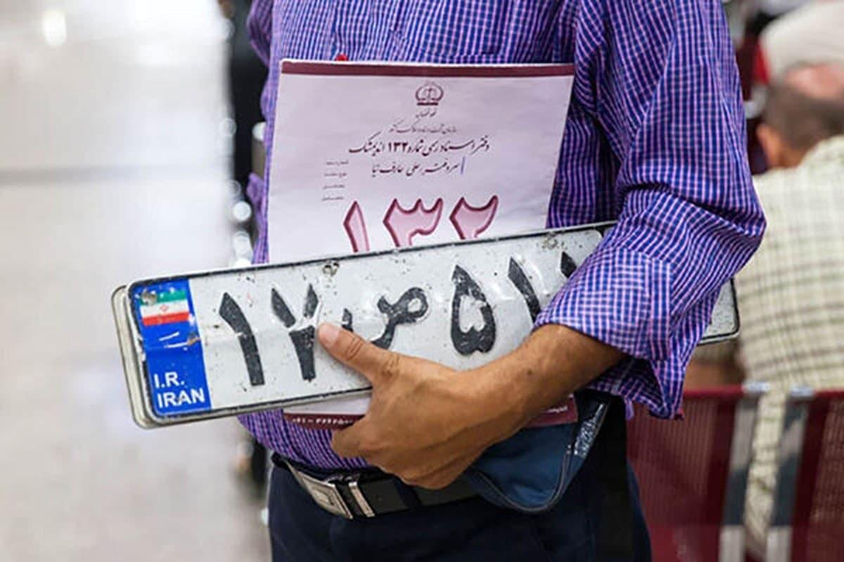 تهرانیها نقل و انتقال خودرو را اینترنتی انجام دهند