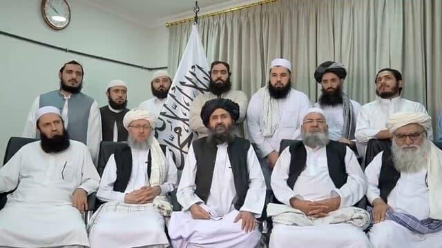 افشای مهمترین انتصابات دولت طالبان توسط خبرگزاری نووستی