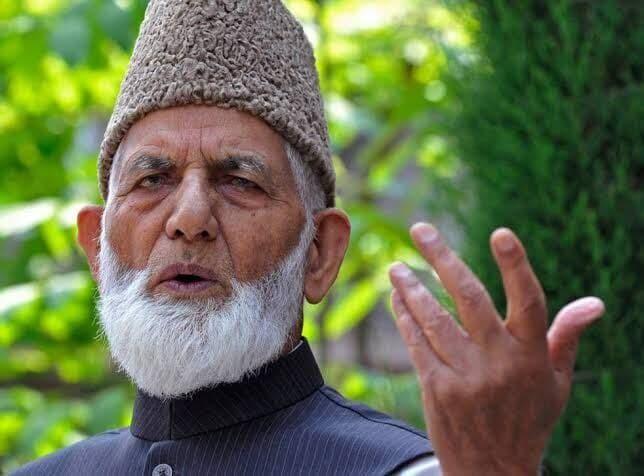 اعلام یک روز عزای عمومی در پاکستان برای درگذشت رهبر مسلمانان کشمیر