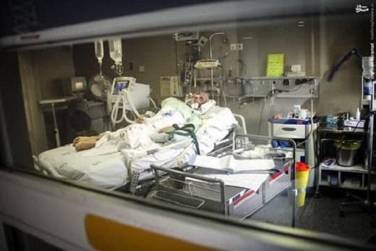 بیشتر بستریشدگان در مراقبتهای ویژه بیمارستانها واکسن کرونا نزدند
