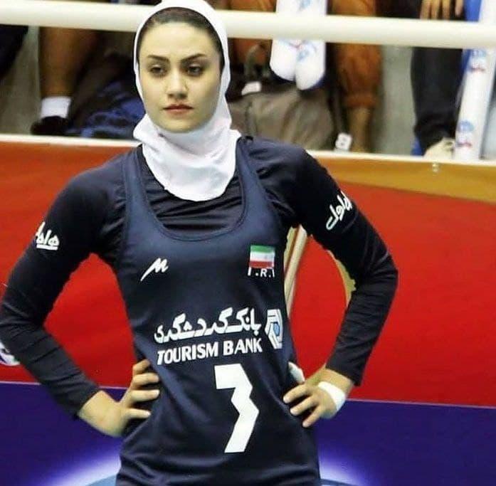 اولین لژیونر والیبال زنان ایران در اسپانيا