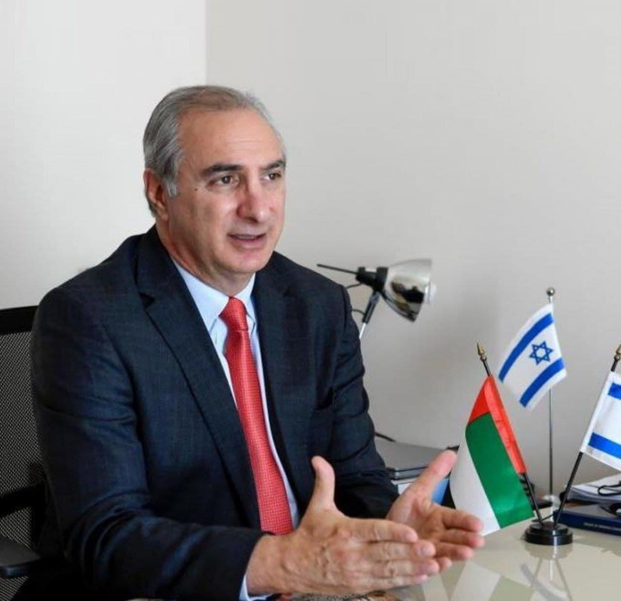 ایتان نائه بهعنوان نخستین سفیر اسرائیل در بحرین معرفی شد