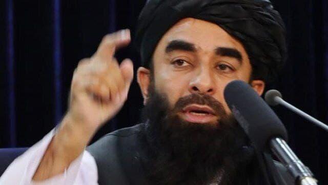 ذبیحالله مجاهد در کنفرانس خبری در کابل: پنجشیر را تصرف کردیم/ رهبران پنجشیر مفقود شدهاند