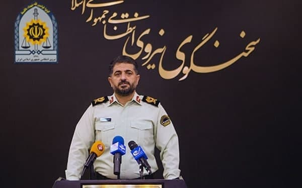 سخنگوی ناجا: مرزهای زمینی چهارگانه با عراق مسدود است