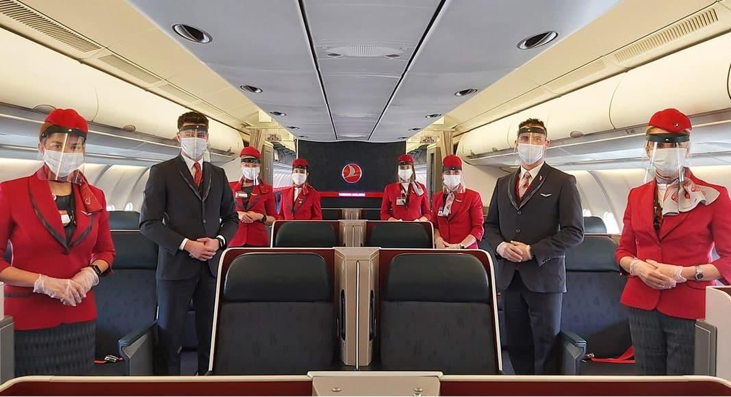 ترکیش ایرلاینز هم آزمایش کرونا برای پروازهای داخلی را اجباری کرد