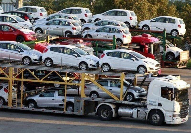 قیمت خودروهای خارجی کاهش مییابد