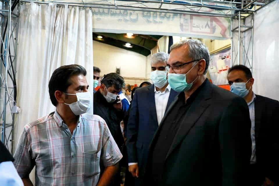 محدودیت سنی واکسیناسیون در کرمانشاه برداشته شد