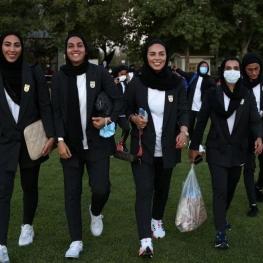 نماینده مجلس: لباس تیم ملی فوتبال زنان نه قابل توجیه و نه قابل چشمپوشی است؛ با کسانی که کوتاهی کردند برخورد شود