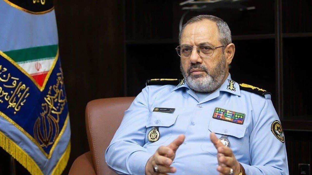 با حکم فرمانده معظم کل قوا امیر سرتیپ «نصیرزاده» جانشین رئیس ستاد کل نیروهای مسلح شد
