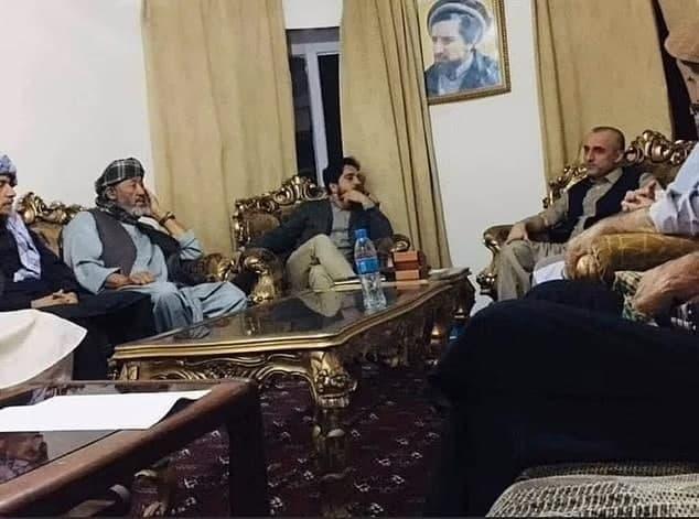 اینترسپت: «احمد مسعود» و «امرالله صالح» به تاجیکستان رفتهاند