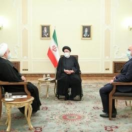 جلسه سران سه قوه به میزبانی رئیس جمهوری برگزار شد