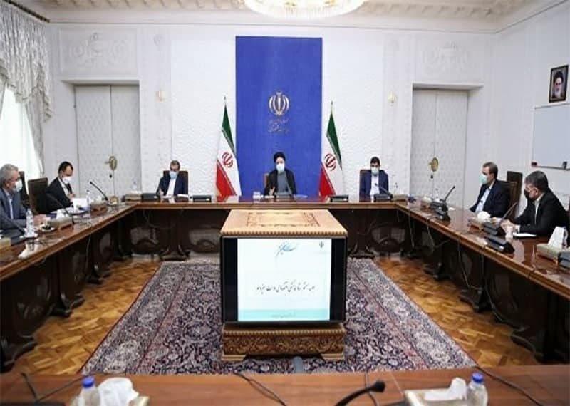 رئیس جمهور در جلسه ستاد هماهنگی اقتصادی