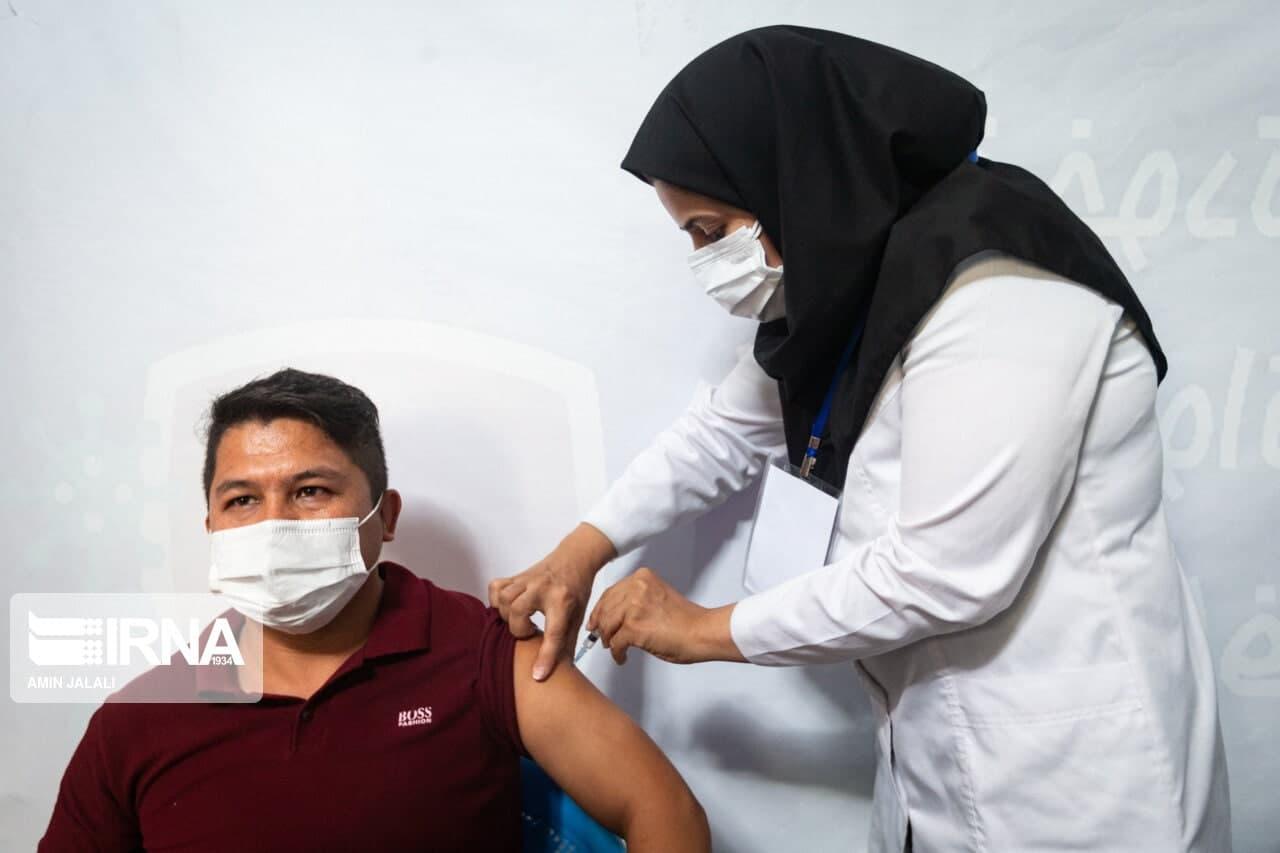 ۶۱ درصد مردم استان تهران واکسینه شدند