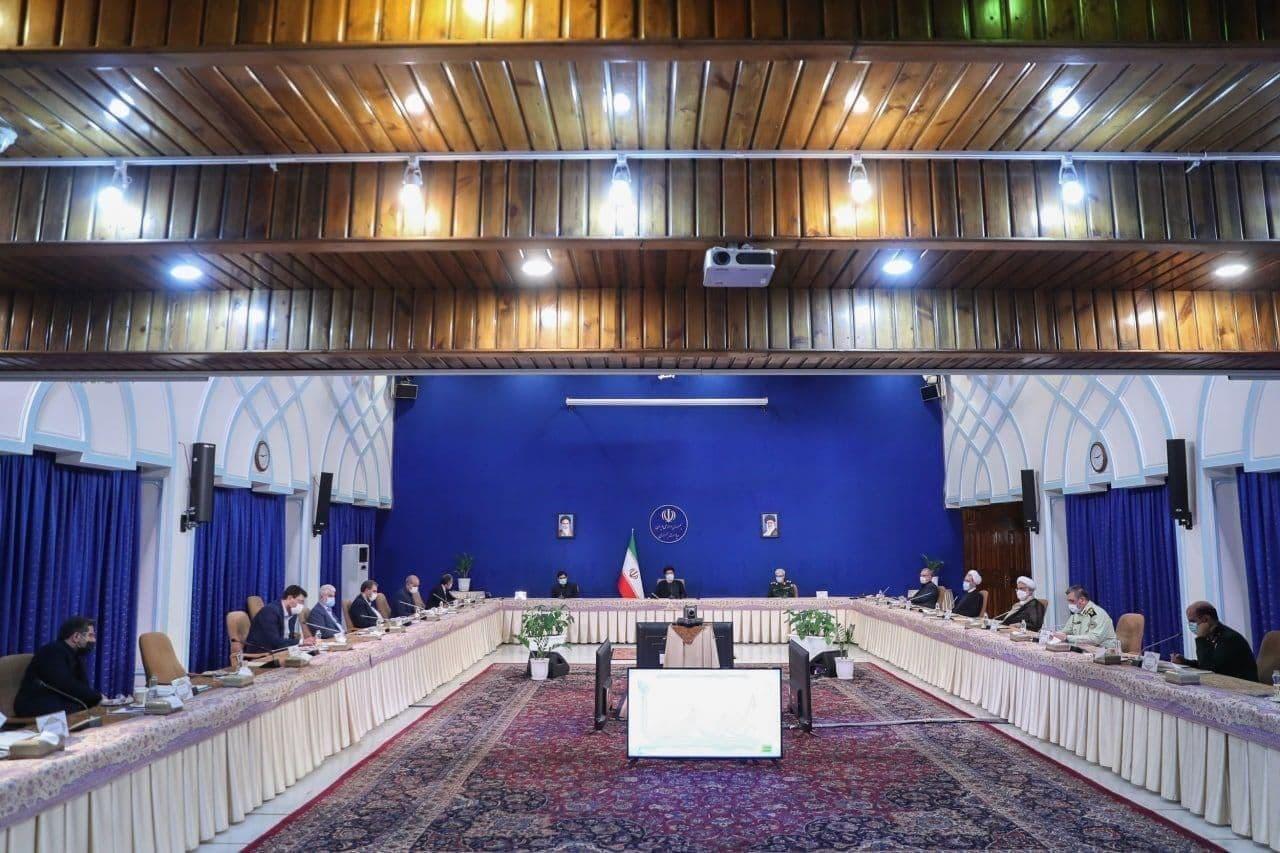 محورهای مورد تاکید رئیس جمهور در جلسه روسای کمیته های تخصصی ستاد ملی مقابله با کرونا