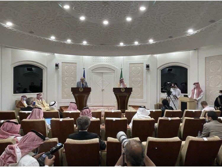 وزیر خارجه عربستان: امیدواریم مسائل مورد اختلاف با ایران حل شود