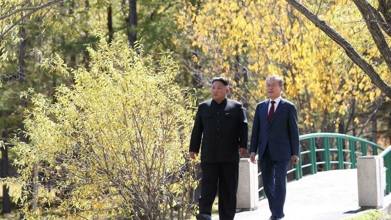 بازیابی خطوط ارتباطی کره شمالی و جنوبی از امروز