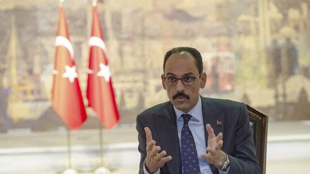 مشاور اردوغان: بر روی امنیت مرزی با ایران کار میکنیم