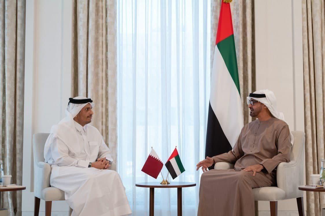 اولین دیدار بنزاید با مقام بلندپایه قطری پس از چهار سال