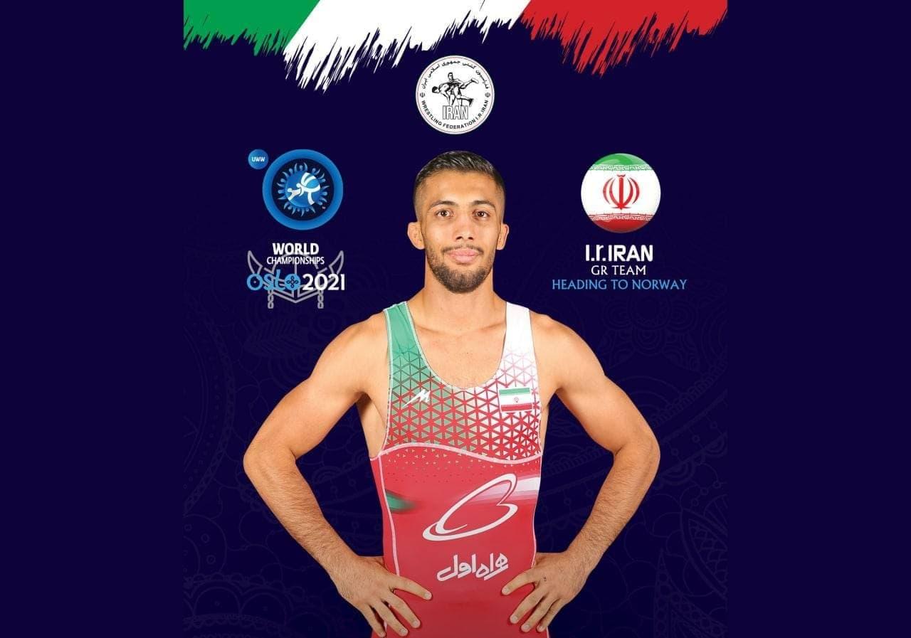 گرایی چهارمین طلای ایران را صید کرد