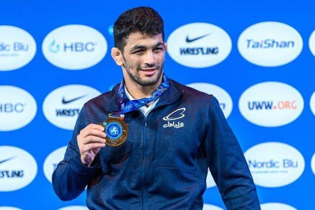 حسن یزدانی عضو کمیسیون ورزشکاران اتحادیه جهانی کشتی شد